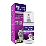 FELIWAY Classic 60 ml Spray, comforts cats and helps solve behavioural issues in the home and on the move, 60 ml