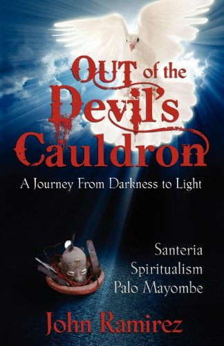 Out of the Devils Cauldron (English Edition) (Of Satan Halloween Church)