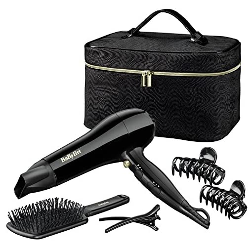 babyliss sheer glamour styling collection dryer gift set - 51JxaoaKZcL - BaByliss Sheer Glamour Styling Collection Dryer Gift Set