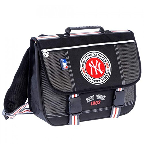 Imagen de major league baseball cartable  escolar, 38 cm, negro noir