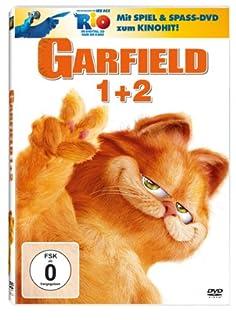 Garfield - Der Film / Garfield 2 (+ Rio Activity Disc) [2 DVDs]