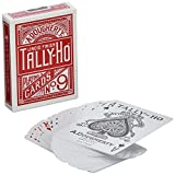 1 Deck of Tally Ho No 9 Circle Back Stan...