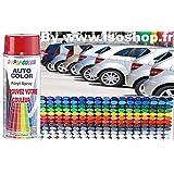 Dupli Aérosol Peinture Automobile PEUGEOT P0WP-BLANC BANQUISE 806643 spray 400ml
