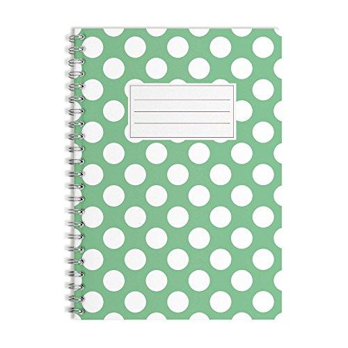 Bloc notes | quaderno | taccuino WIREBOOKS 5013 DIN A5 120 pagine 100g in carta bianco