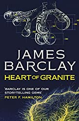 Heart of Granite: Blood and Fire (English Edition)