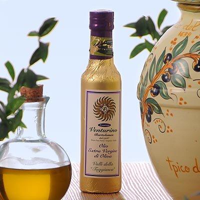 Olivenöl Venturino, 250 ml 100{56e0e148ca7beff4c3185254f77e9c6737b4b3d5df9eab56a1c3c05227013fd8} Taggiasca Oliven