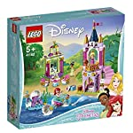 Lego-Disney-Princess-I-Festeggiamenti-Reali-di-Ariel-Aurora-e-Tiana-Diana-Gioco-per-Bambini-41162