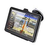 Ballylelly 710 7 pollici Navigazione GPS 256M, 8GB Schermo Capacitivo Navigatore Retromarcia Telecamera Sensore Tattile Posizionamento Preciso