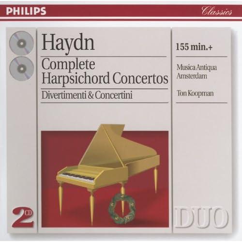 Haydn: Divertimento in F, H.XIV No.9 - 2. Menuet - Trio - Menuet