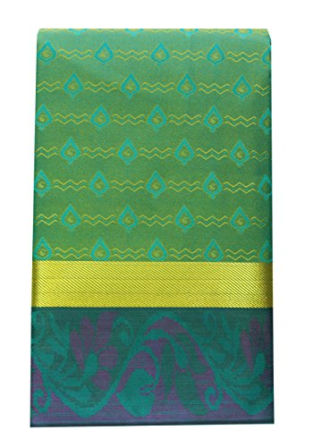 SARAVANABAVA SILKS Art Silk Saree With Blouse Piece(Srbs000210_Dark Rose_Free Size)