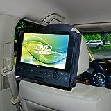 """TFY - Soporte de coche para reproductores de DVD de hasta 9"""""""