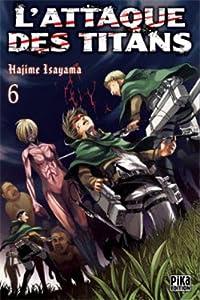 L'Attaque des Titans Edition simple Tome 6