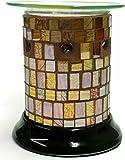 Woodwick oro rosa recto eléctrico Melt quemador/calentador–apto para Yankee Tarts