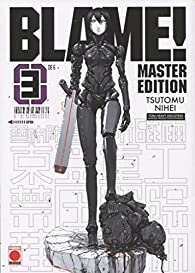 Blame 3. Master Edition par Tsutomu Nihei