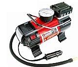 Mini compresor de ZS Zaishang–bomba de aire de un cilindro para coche de 12V, 30 l/min y 140W