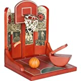 Wooden Basketball Game
