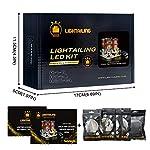 LIGHTAILING-Set-di-Luci-per-Creator-Expert-Corner-Garage-Modello-da-Costruire-Kit-Luce-LED-Compatibile-con-Lego-10264-Non-Incluso-nel-Modello