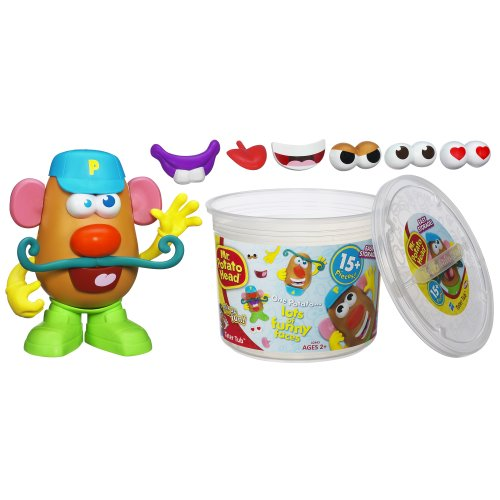 Hasbro Potato Head Playskool Mr. Potato Head Tater Badewanne Set
