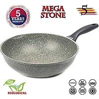 OURSSON sartén Wok Mega Stone kww2821ms, ...