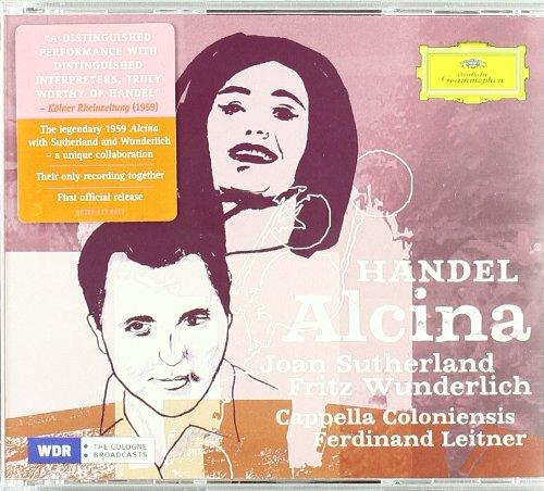 Haendel : Alcina