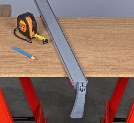 Clamp Edge-tool Guide (50 Clamp and Cut Edge Guide by Pittsburgh)
