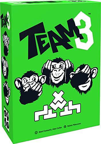 Brain Games- Team 3. Caja Verde, Color (SD Games 4751010195557)