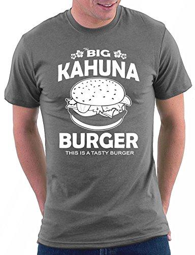 Pulp Fiction The Big Kahuna Burger T-shirt Darkgrey
