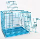Ankit Dog Puppy Cage Folding 2 Door Crate - Best Reviews Guide