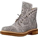 Alma en Pena Stiefelleten/Boots Damen, Color Grau, Marca, Modelo Stiefelleten/Boots Damen V18128 Grau