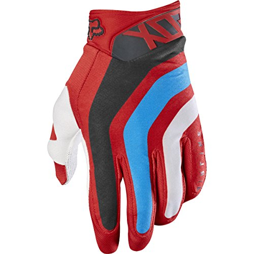 Fox 2017Hombre Motocross/MTB guantes–Airline seca–Rojo