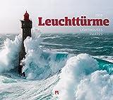 Leuchtt�rme 2019, Wandkalender im Querformat (54x48 cm) - Architekturkalender / Landschaftskalender mit Monatskalendarium Bild