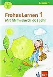 Frohes Lernen 1. Ausgabe Bayern: Paket 5 Lesehefte Normale Ausgaben Klasse 1 (Frohes Lernen. Ausgabe für Bayern ab 2014)
