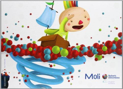 Nubaris dimentsioa, moli (4 urte), hirugarren hiruhilekoa - 9788483947357