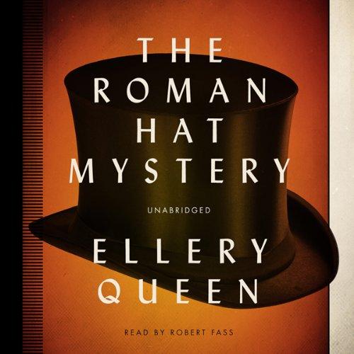 The Roman Hat Mystery  Audiolibri