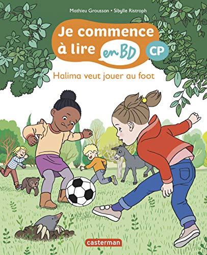 L'école des animaux : Halima veut jouer au foot