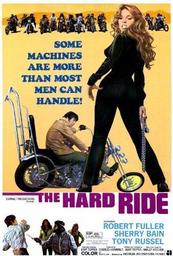 Die Hard Ride Poster Film (68,6x 101,6cm-69cm x 102cm) (1971) von Dekorative Wand Poster