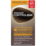 Just For Men Control Gx - Shampoo + balsamo 2 in 1, da uomo, riduce i capelli grigi (147 ml)