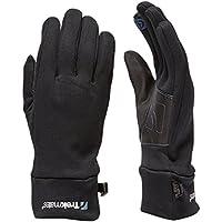 Trekmates Ullscarf M Handschuh Fingerhandschuh Damen Herren Fleece Lederbesatz Handschuhe Camping & Outdoor