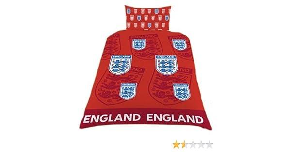 Dreamscene England Football Duvet Cover Set