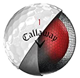 Callaway Chrome Soft Golf Balls - White, One Dozen (2018 Version)