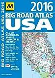AA Big Road Atlas USA 2016