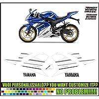 Suchergebnis Auf Amazonde Für Yamaha Yzf R125 Aufkleber