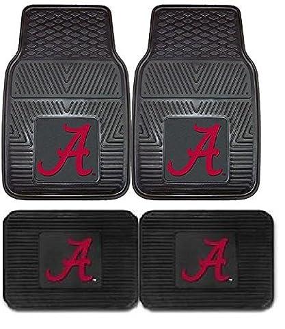 University of Alabama Crimson Tide NCAA College Heavy Duty Vinyl