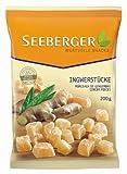Produkt-Bild: Seeberger Ingwer-Stücke, 4er Pack (4 x 200 g Packung)