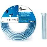 Universalschlauch Springbrunnen transparent durchsichtig 12,5mm 16,5 mm