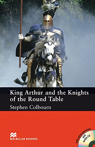 King Arthur and the Knights of the Round Table - Book and Audio CD par S. Colbourn