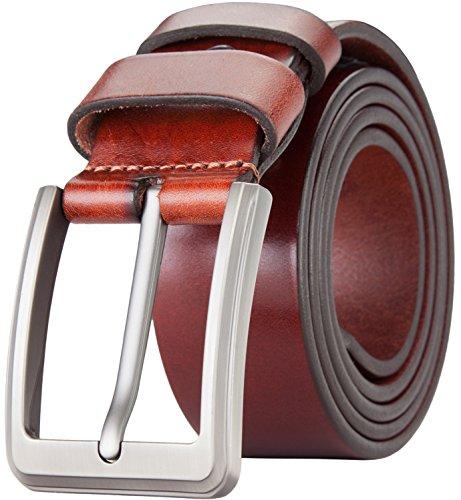 Blasea Full Grain Leather Casual New Style Jeans Belts for Men