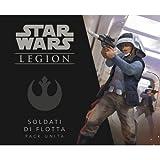 Asmodee Star Wars: Legion - Pack Unità Soldati di Flotta
