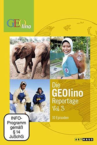 Die Geolino Reportage, Vol. 3, 10 Episoden