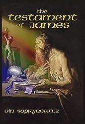 The Testament of James (Case Files of Matthew Hunter and Chantal Stevens)